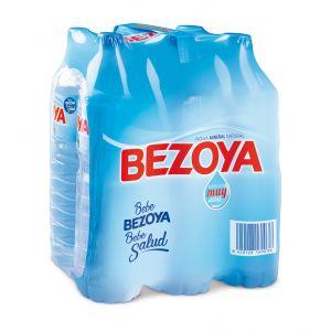 Agua mineral  bezoya pet 1,5l