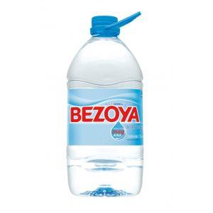Agua mineral  bezoya pet 5l