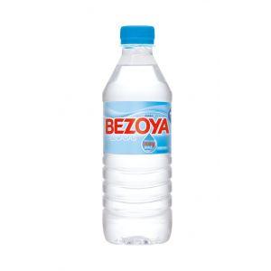 Agua bezoya pet 50cl