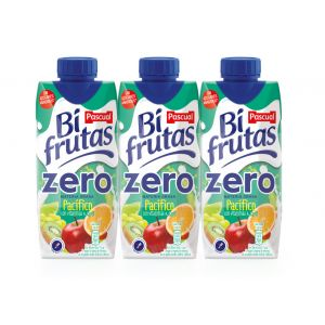 Bi frutas zero pacifico pascual  p-3 33cl