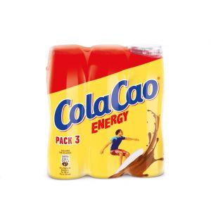 Batido energy colacao p3x 200ml