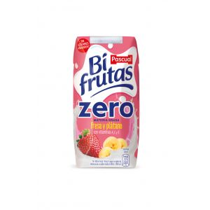 Bi frutas  fres-plata pascual  brick p-6 20cl