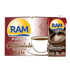 chocolate a la taza ram 1l
