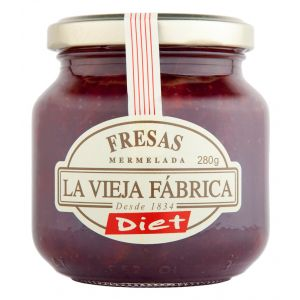 Mermelada diet fresa la vieja fabrica 280g