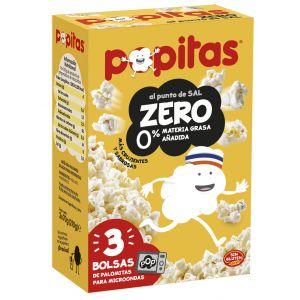 Palomitas zero popitas 210g