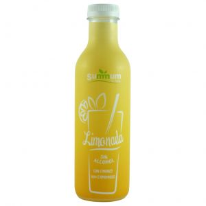 Bebida refrescante limonada  summum pet 75cl