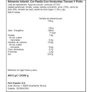 Tarrito c.medit paella verd pol hero  p2x200g