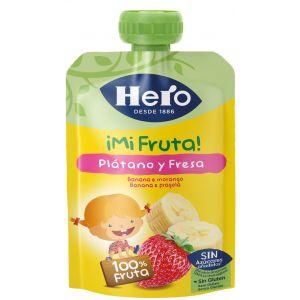 Pouch  plat fresa hero nanos  100g