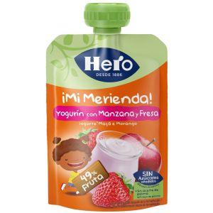 Pouch merienda fresa hero nanos  100g