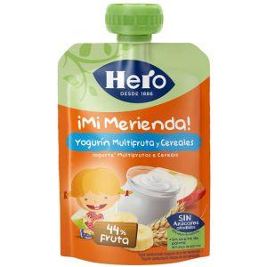 Pouch desayuno bizcocho hero nanos  100g