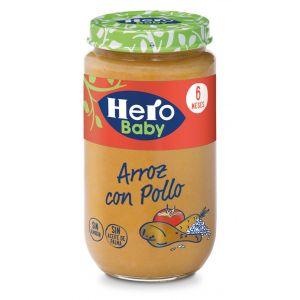 Tarrito  pollo arroz hero  235g