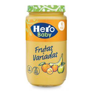Tarrito  frutas variadas hero  235g