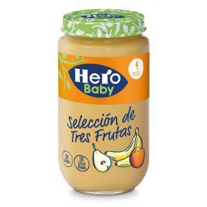 Tarrito  3 frutas hero  235g