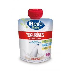 Pouch  natural yogurines hero  80g