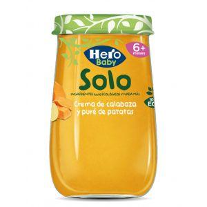 Tarrito bio crema calab patata hero  190g