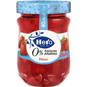 Confiruta diet fresa hero 280g