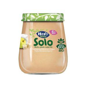 Tarrito bio manz plat yogur hero  120g
