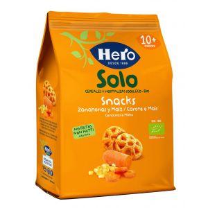 Snack eco zanahoria hero solo 40gr