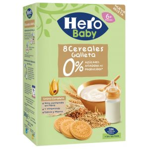Papilla  cereal gall hero  500g