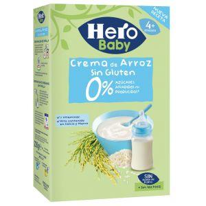 Papilla crema de arroz hero 2200gr