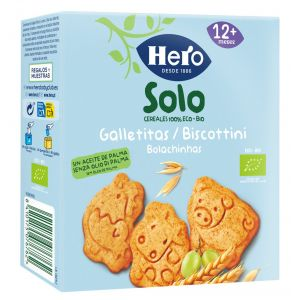 Galletas eco animales solo hero 100g