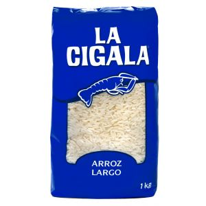 Arroz largo  la cigala  1k