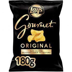 Patatas fritas gourmet lays 180g