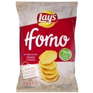 Patatas fritas horno lays bolsa 150gr