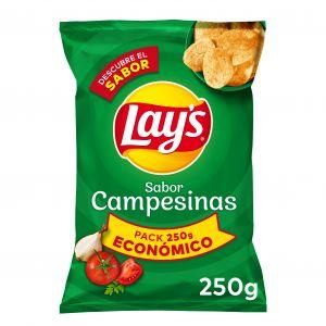 Patatas fritas campesina lays  250g