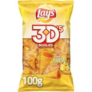 Aperitivo queso bugles 3d 1000g