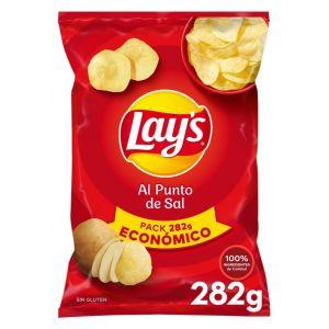 Patatas fritas sal lays  282g