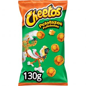 Aperitivo pelotazos cheetos 130g