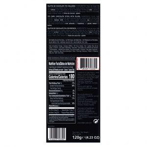 Turron stick chocolate 70% delaviuda 120gr