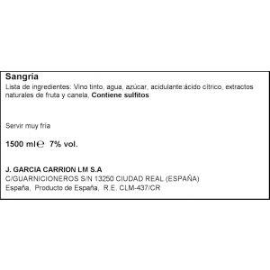 Sangria don simon  1,5l
