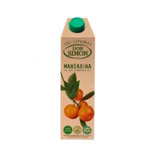 Zumo exprimido de mandarina don simon 1l