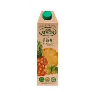 Zumo piña-uva don simon 1l