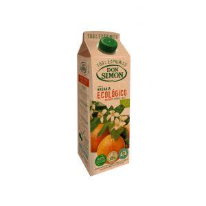 Zumo exprimido  ecologico naranja don simon 1l