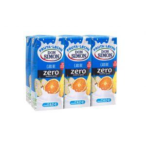 Bebida funcional de frutas y leche caribe don simón pack de 6 unidades de 20cl