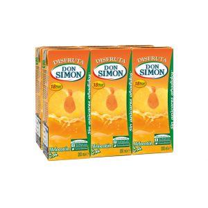 Nectar sin azucar de melocoton disfruta don simon p-6 20cl