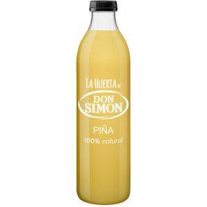 Zumo de piña refrigerado don simón botella 750ml