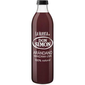 Zumo de arándanos refrigerado don simón botella 750ml
