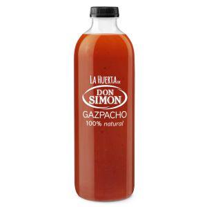 Gazpacho natural refrigerado huerta simon 1l