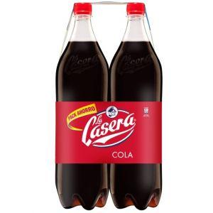 Refresco  cola casera pet p-2 1,5l