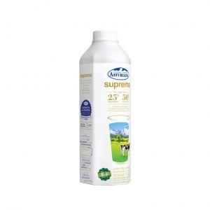 Leche sin lactosa suprema asturiana botella 1l