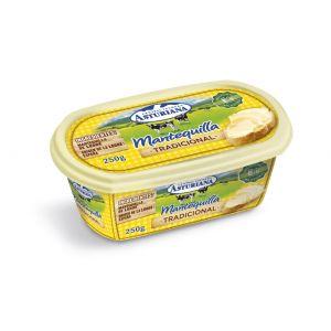Mantequilla asturiana barqueta 250g