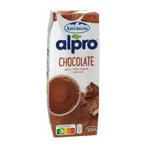 Batido soja cacao alpro p3x250ml