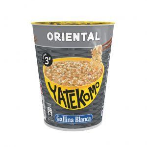 Pasta oriental yatekomo gallina blanca cup 61g