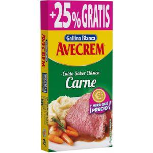 Caldo de carne avecrem gallina blanca 8+2 pastillas