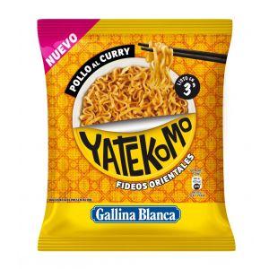 Pasta barbacoa yatekomo gallina blanca bag 82g