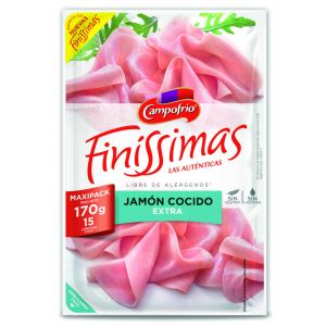Jamon cocido campofrio f.lonchas 170gr